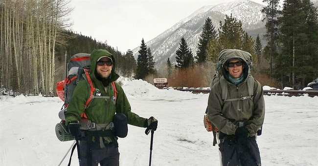 Military vets plan to summit peak in Memorial Day tribute