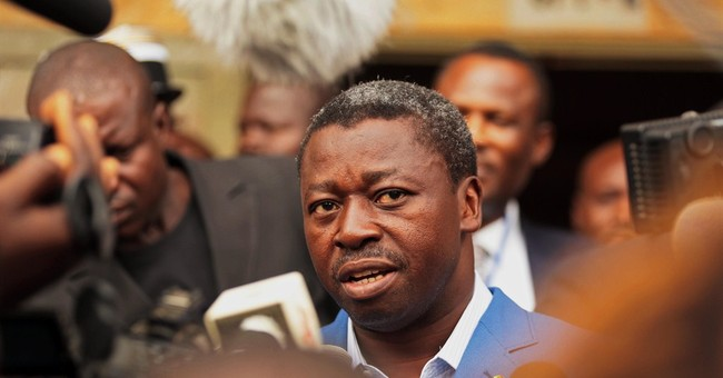 Togo counts votes as president seeks third term