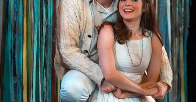 Off-Broadway play 'The Fantasticks' offered a lifeline