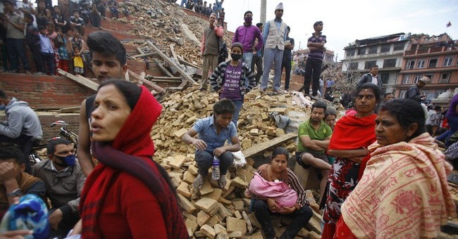 Toll climbs after powerful quake hits Nepal: Things to Know