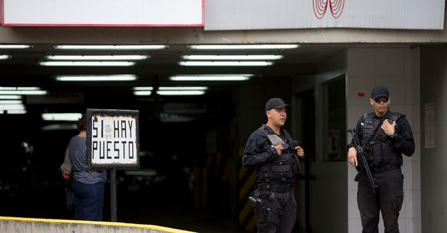 Jailed Venezuelan mayor transferred from prison to hospital