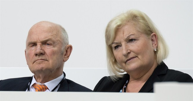 Volkswagen chairman Piech resigns after dispute over CEO