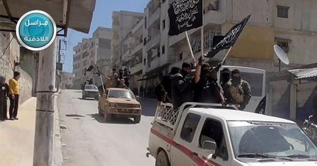 Rebels seize northwest Syrian town as government retaliates
