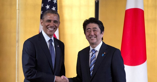 History trailing Japanese leader on his upcoming US visit