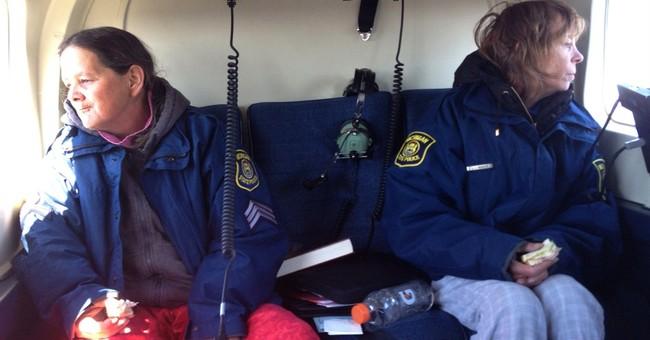 Love, cookies helped sisters lost in Michigan woods survive