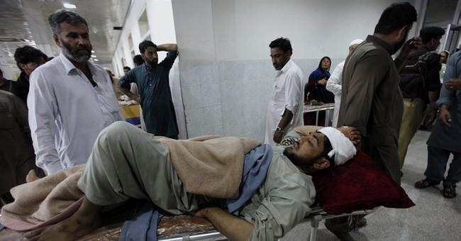Officials say heavy rains kill 37 in northwest Pakistan