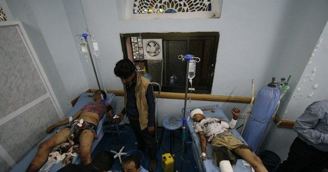 Fighting rages in Yemen's 3rd-largest city, strikes continue