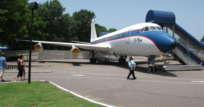 Elvis Presley's planes to remain at Graceland
