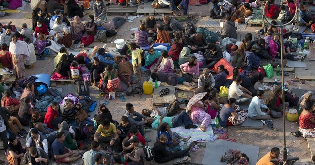 No time to lose: Global response to Nepal quake gears up