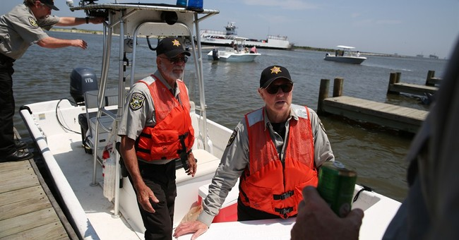 Coast Guard: Second body found in Alabama waters, 5 missing