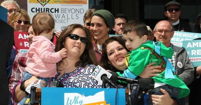 Q&A: What's at stake in Supreme Court gay marriage arguments