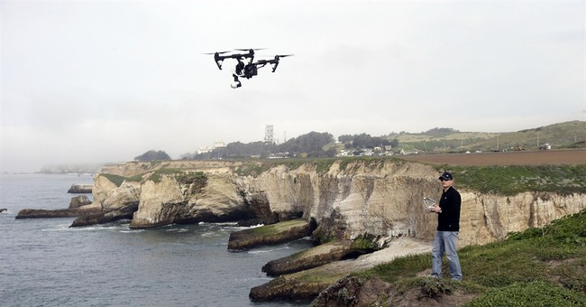 Technology and outdoor sports converge at drone conference
