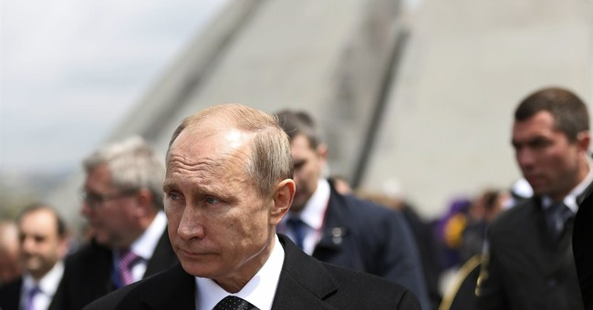 Putin accuses US of supporting separatists in Russia