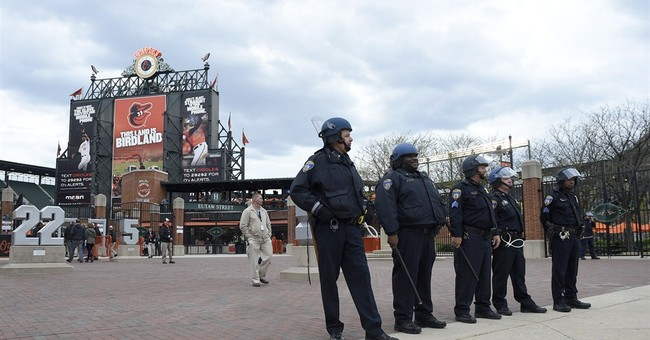 Orioles' game in Baltimore postponed due to safety concerns