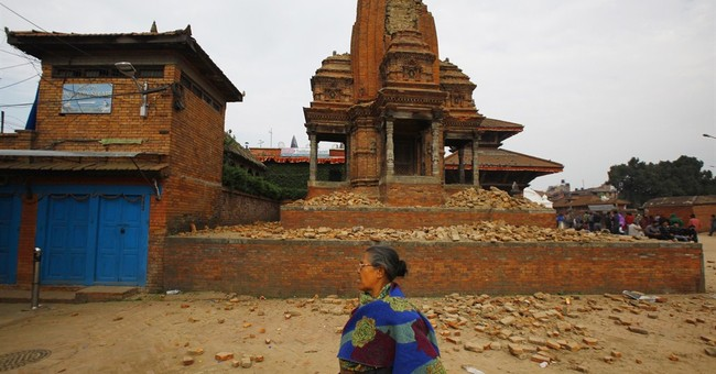 AP Interview: UNESCO chief says Nepal sites 'huge disaster'