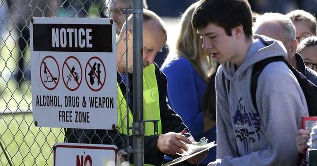 Washington teacher's first thought was get the gun away