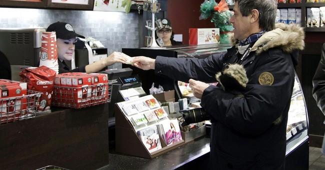 Starbucks breakdown shows how registers have evolved