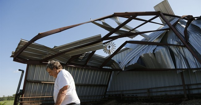 NWS: At least 8 tornadoes touched down in Texas Sunday