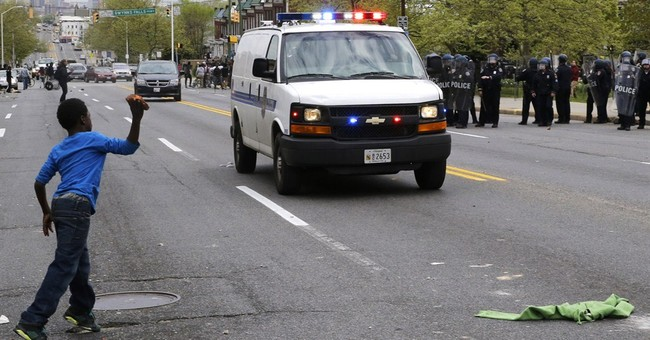 Latest on police-custody death: Police bid to regain control