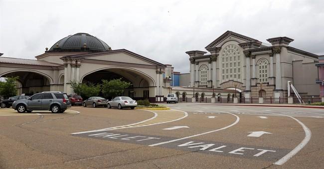 Judge: Caesars can demolish Harrah's casino in Mississippi