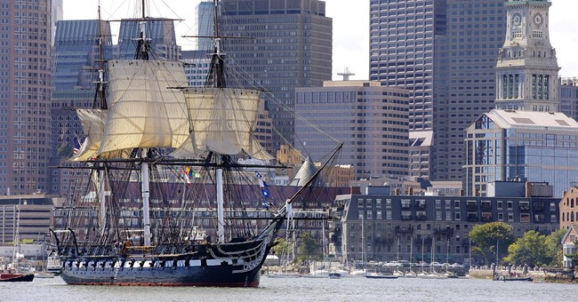 USS Constitution closed for repairs, to partly open in June