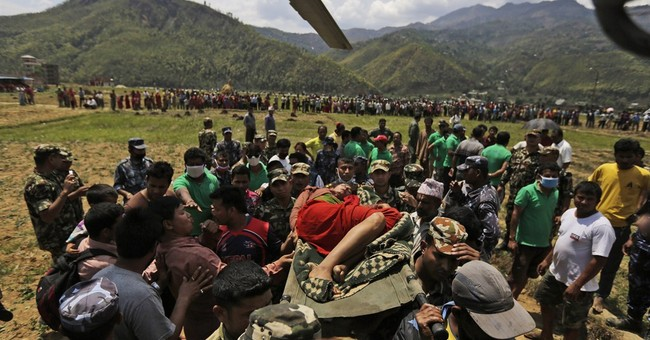 Nepal troops ready aid for remote quake-hit villages