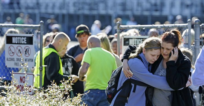 5 charges filed against teen in Washington school shooting