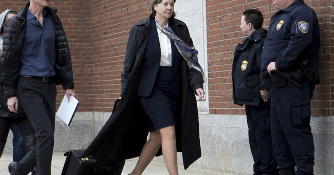 Latest on Boston trial: Wife says Tamerlan home for bombings