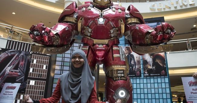 Hundreds of German cinemas refuse to show 'Avengers' film