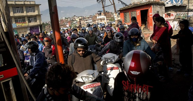 The Latest on Nepal Quake: Death toll 4,438 in 3 countries
