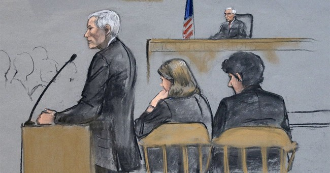 Testimony in marathon bomber's trial turns to sister-in-law