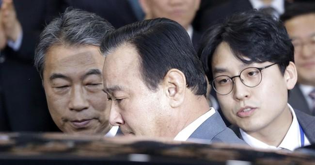 South Korea's prime minister steps down over bribery scandal