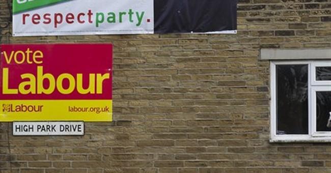 Firebrand, survivor face off in UK's wildest election race