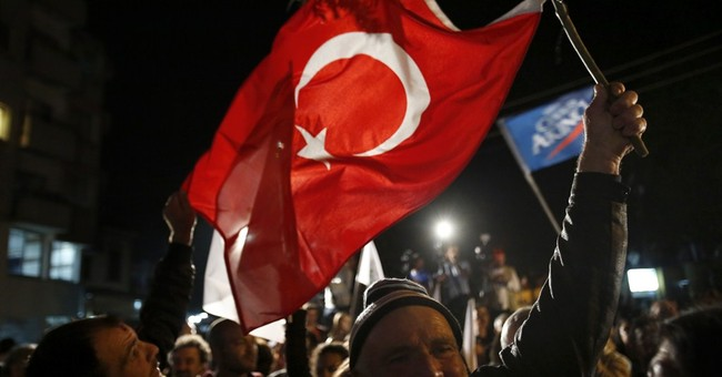 Turkey rebukes newly-elected Turkish Cypriot leader