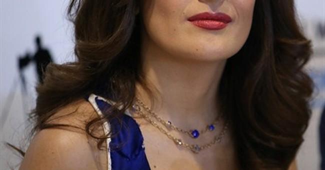 Salma Hayek hopes 'The Prophet' inspires new generations
