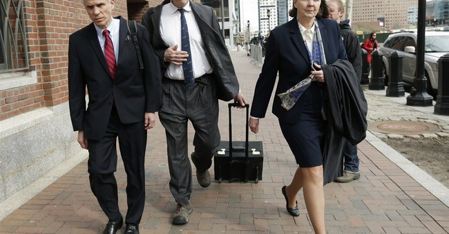 Latest on Boston trial: Coach says Tsarnaev followed brother