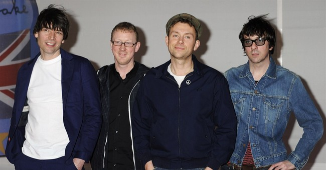 Blur leave Britpop behind with 'The Magic Whip'