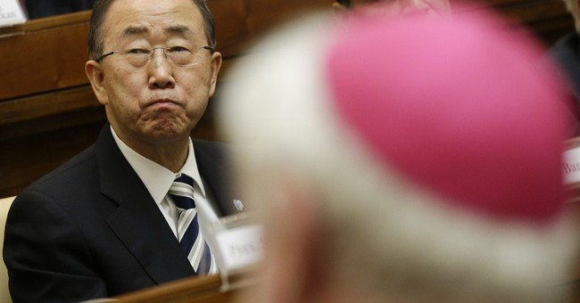 UN, Vatican team up for climate change agenda