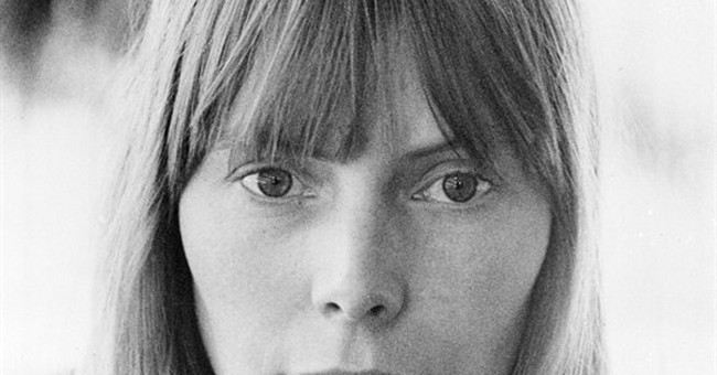 Conflicting reports given on health of singer Joni Mitchell