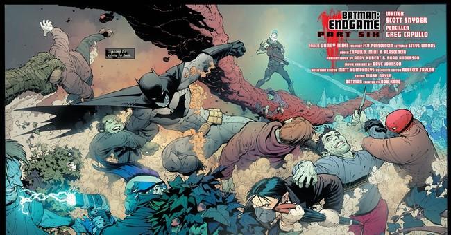 No caper: Bruce Wayne dethroned for armor-wearing Batman