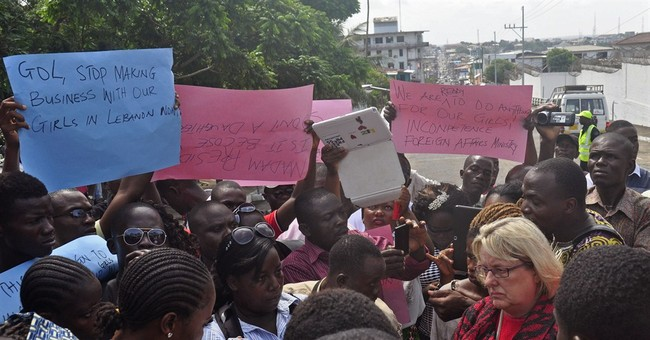 Liberians appeal to international community on trafficking