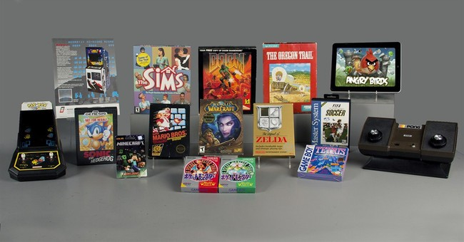 Nominees announced for new World Video Game Hall of Fame