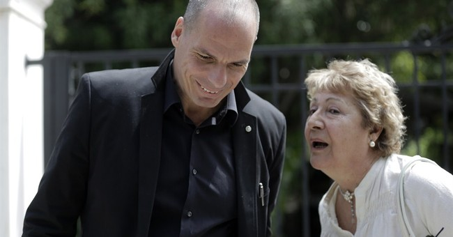 Hopes for Greek deal rise as prime minister, EU see progress
