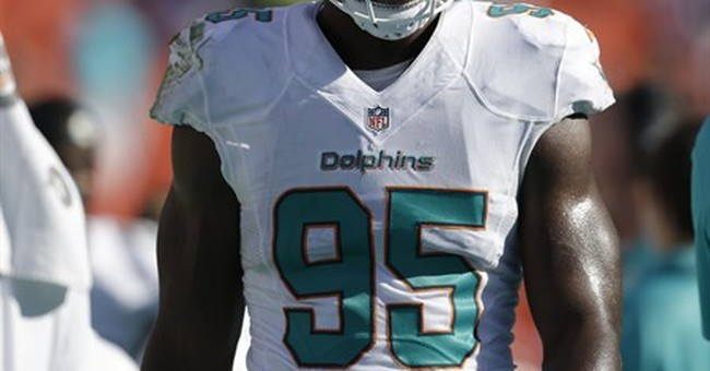 Dolphins' Dion Jordan suspended for 2015 season