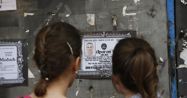 Bosnia mourns victim of police station attack