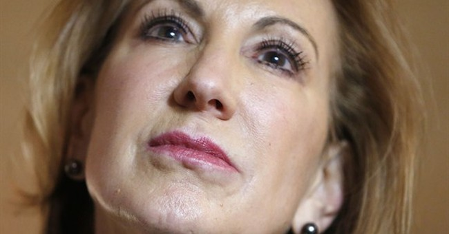 In New Hampshire, Fiorina outlines foreign policy specifics