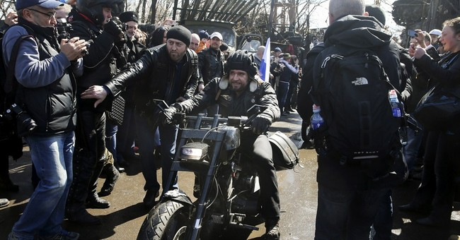 Russian bikers: Poland's entry ban won't stop ride to Berlin