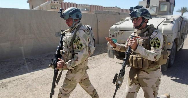Officials say bombings in Iraqi capital, Baghdad, kill 8