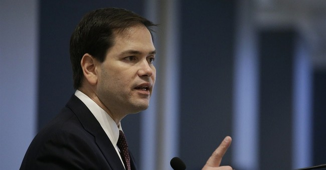Rubio hopes Japan's Abe addresses 'comfort women' rift