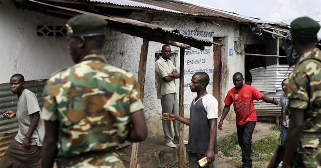 Burundi still tense with protests as US sends diplomat